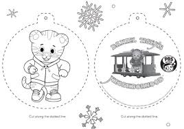 Daniel Tiger And Friends Coloring Pages 42234 Enews