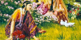 Image result for image of radha rani