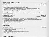Examples Of A Good Resume Fresh A Good Resume Example Fresh Fresh ...