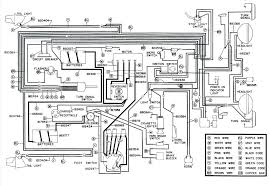 ezgo gas golf cart wiring diagram go gas golf cart wiring diagram ezgo gas golf cart wiring diagram ignition switch charger receptacle batteries reversing wiring diagram tail light ezgo