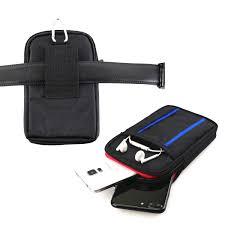 dual phone case for 2 phones belt loop holster