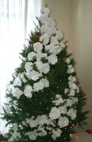 Paper Flower Christmas Tree Its Beginning To Lagerfeld A Lot Like Christmas 17 Blocks From