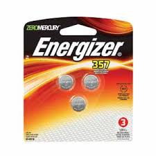 Energizer 357bpz 3 Batteries 3 Pack