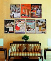 vintage metal crafts beer signs coffee tin sign art metal poster bar club wall decor home decoration items free shipping on vintage metal art wall decor with vintage metal crafts beer signs coffee tin sign art metal poster bar