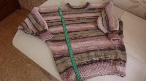 <b>Свитер</b> для начинающих, <b>летучая мышь</b> часть 3/Sweater for ...
