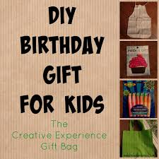 diy gift idea for kids the creative experience gift bag inside birthday gift ideas for