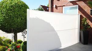 Sichtschutz Garten Bauhaus Elegant Ausziehbare Seitenmarkise