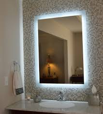 bathroom above mirror lighting. Above Mirror Bathroom Lights Fancy Picture Light Wall Sconce Medium Glass Bowl Square Black Wooden Framed Lighting
