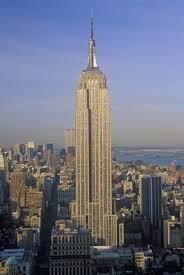 famous american architecture. Empire State Building At Sunrise | Famous American Architecture