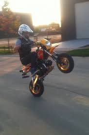 pit bike stunting montage 50cc golden edition youtube