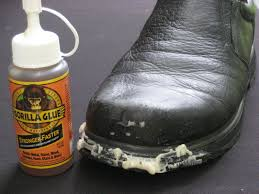 vista woman gorilla glue and what it can do this is my husbands shoe schematic