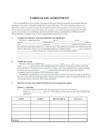 Lease Agreement Template Pdf Images - Agreement Letter Sample Format