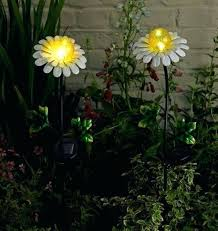 decorative solar lighting. Solar Light With On Off Switch Daisy Stake Twin Pack By Smart Decorative Lighting A