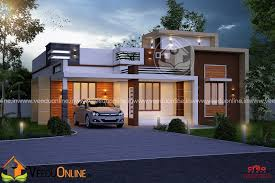 Small Picture 1486 Square Feet Single Floor Contemporary Home Design Archives