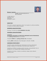 Resume Templates Word Free Download Best Of Cv Format With In Ms ...