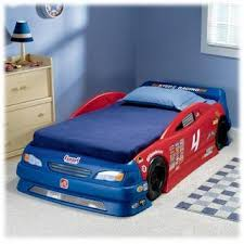 cool kids car beds. Perfect Car Blue And Red Racecar Bed To Cool Kids Car Beds