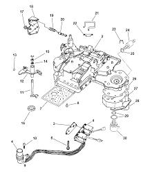 1997 jeep grand cherokee valve body thumbnail 2