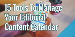 calender tools 15 tools to manage your editorial content calendar