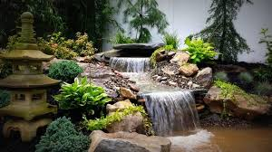 Small Picture Pond and Waterfall Pictures Gallery Landscaping Network