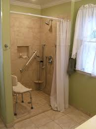 Steps To Remodeling A Bathroom Inspiration Tile Shower Very Small Step To Step Over Walk In Showers Were The