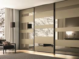 Sliding Mirror Closet Doors For Bedrooms Create A New Look For Your Room With These Closet Door Ideas