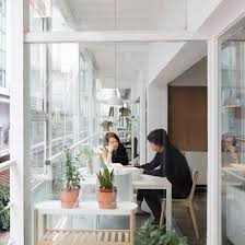 architect home office. 14 Shanghai Architecture Studios Photographed By Marc Goodwin Architect Home Office M