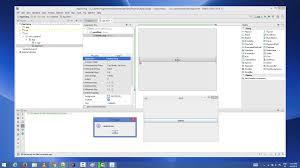 Java Swing Online Designer Creating First Java Swing Gui Application With Intellij Idea