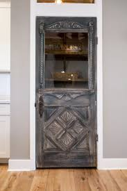 old wood entry doors for sale. antique farmhouse door repurposed as a pantry - by rafterhouse. old wood entry doors for sale