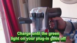 Dyson Dc59 Red Light Blinking Fix Dyson Handheld That Turns Off After A Few Seconds Vacuum