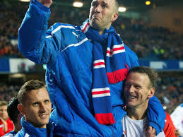 Alex McLeish hails Rangers fans for emotional Ibrox Fernando Ricksen  tribute - Mirror Online
