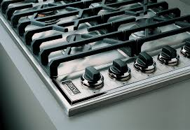 viking gas stove top pictures