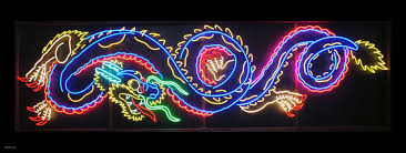 Dragon Lights Salt Lake City Exclusive Custom Made Neon Signs From 4 X16 Custom Neon