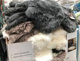 advice sheepskin rug costco canada review carpet co