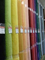 assortment of area rugs