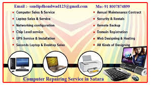 laptop repairing service best computer laptop repair services in satara computer repair