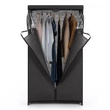 1491357521043 P 189615y Wardrobe Zip 3 Doors Drawers Black Finether ...