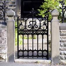 doors and gates garden materials and design landscaping