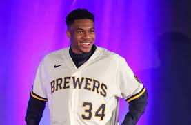 Part Owner of Milwaukee Brewers