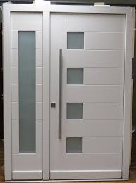 modern front doors. Custom Wrought Iron Door Glass And Transom With A Modern Feel . Front Doors N