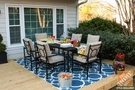 Small Patio Decorating Ideas By Kelly Of View Along The Way