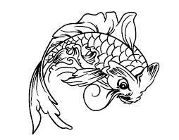 Small Picture Koi Fish Look Angry Coloring Pages Download Print Online