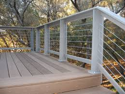 Best Images About Exterior Remodel On Pinterest Cable Deck - Exterior decking materials