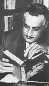 عبد الناصر قارئِاً وكاتباً