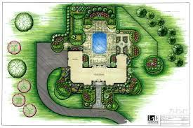 landscape architecture blueprints. Landscape Plan Drawings Design Architecture Blueprints