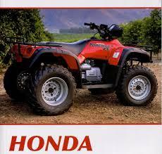 honda fourtrax foreman 450 trx450 service repair manual cd 1998 1999 2000