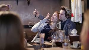Teen couple cellphone video