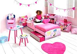 Minnie Mouse Bedroom Set Full Size Comforter Red Toddler Bed For ...