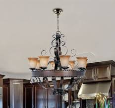 c188 2644 hamilton home oil rubbed bronze finished single tier chandelier chandeliers lighting with vintage wrought without crystal