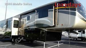 luxury 2016 drv mobile suites rv from lazydays located in ta fl
