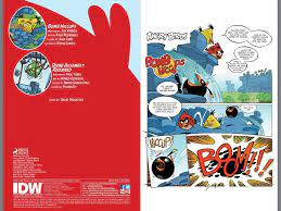 Angry Birds Comic #1